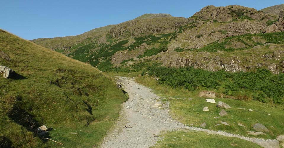 Coniston Old Man Trails
