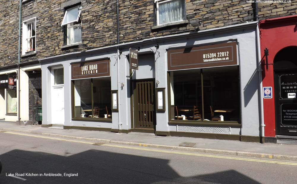 Oad Street Cafe Menu
