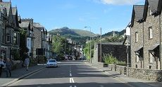 Lake Road at Ambleside