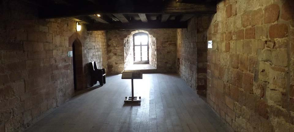 Carlisle Castle Interior Image