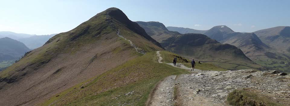 Catbells Fell / hill / mountain image