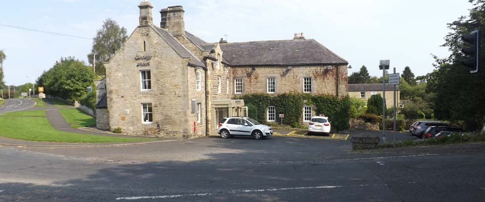 George Hotel Chollerford