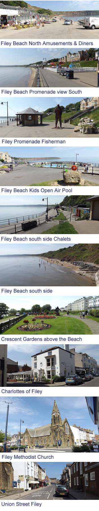 Filey Photos