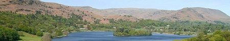 Grasmere in the Lake District image