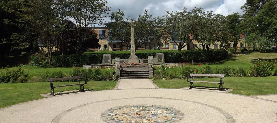 Haltwhistle War Memorial Park image