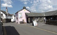 Grahams Shop Hawkshead