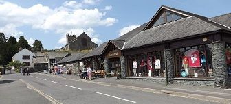 Hawkshead Shopping