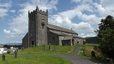St Michael And All Angels Church Hawkshead