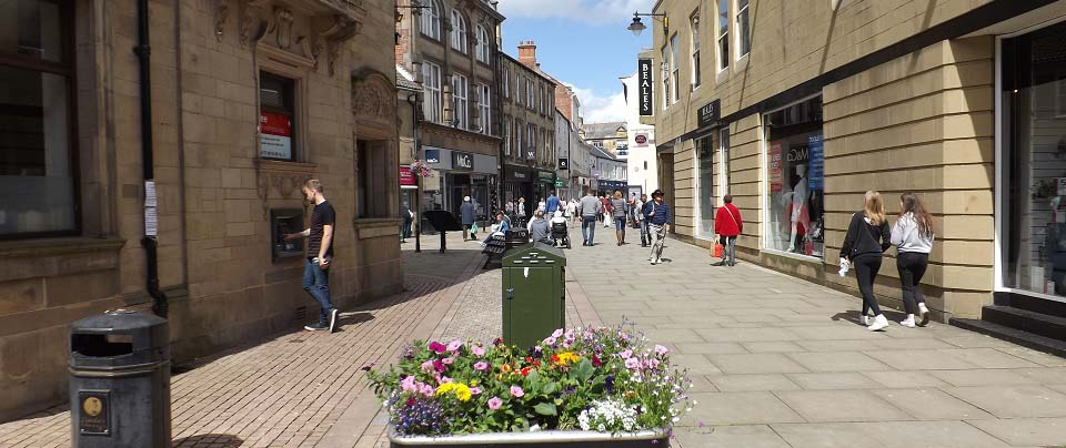 Fore Street Hexham image