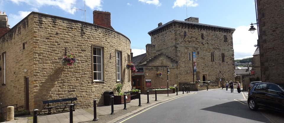 Hexham Museum Old Jail image