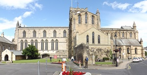 Hexham Abbey image