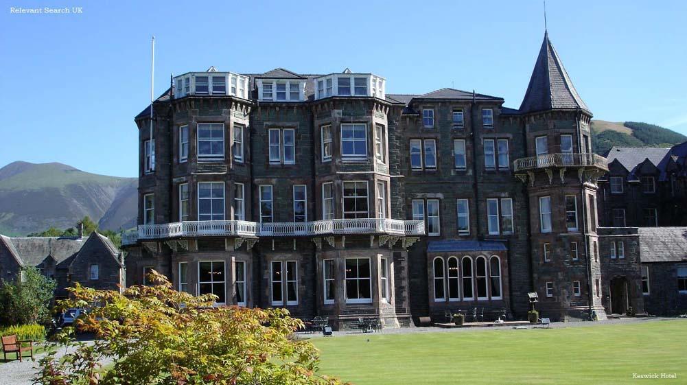 Keswick Lake District - Keswick country house hotel