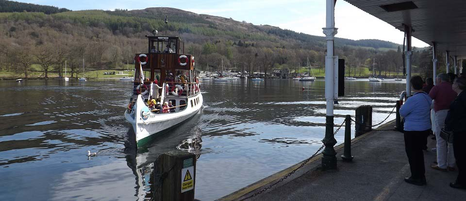Lake Windermere Tour Boat image