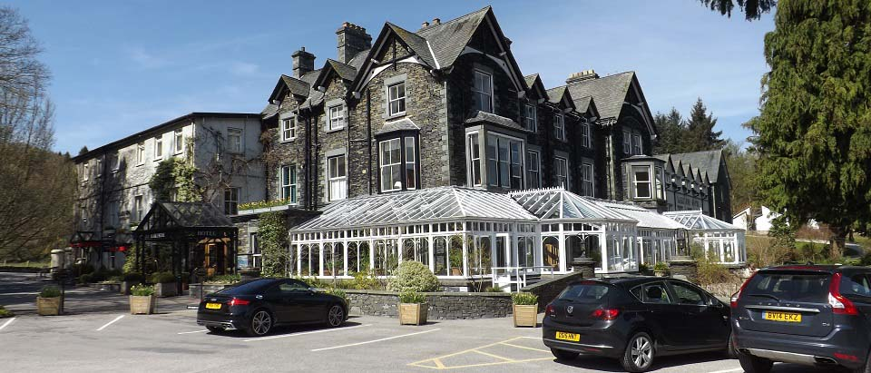Lakeside Hotel Cumbria image
