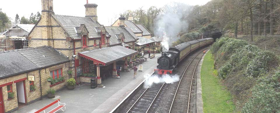 Haverthwaite Railway Station image