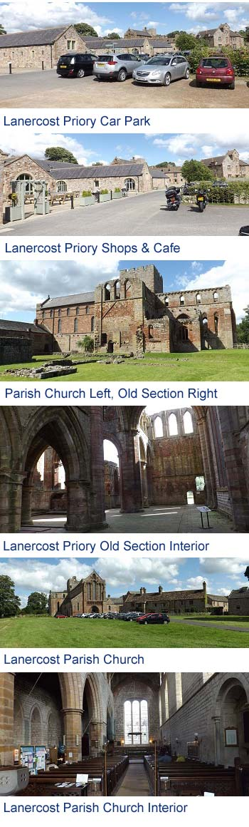 Lanercost Priory Photos