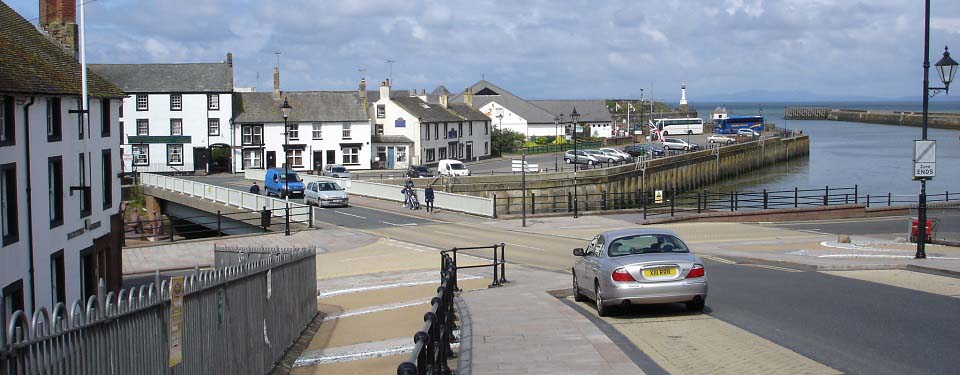 Maryport Quay image