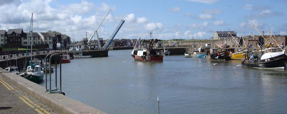 Maryport Fishing Fleet image