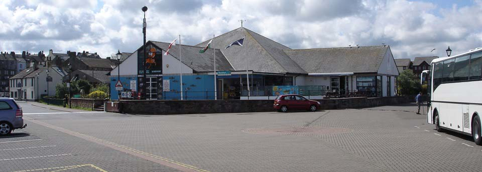 Maryport Aquarium image