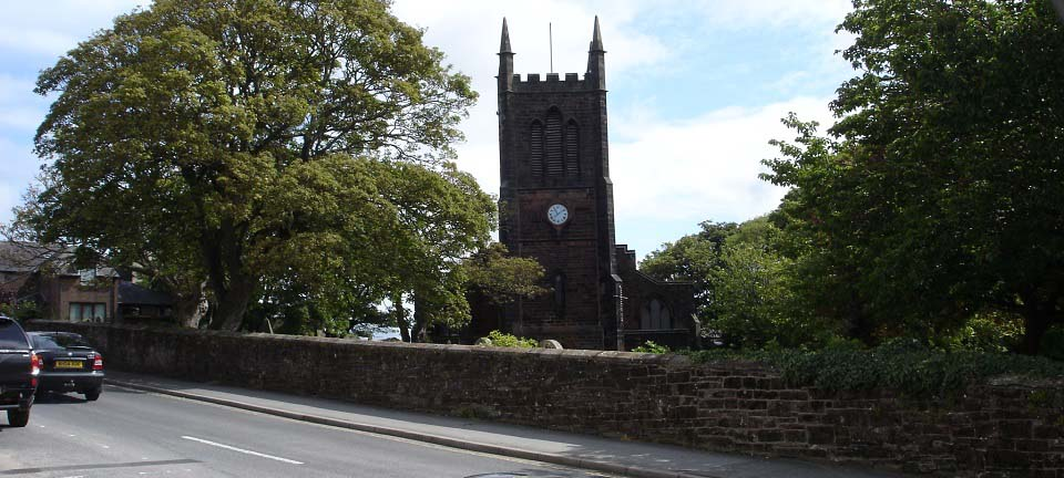 Maryport St Mary Church image