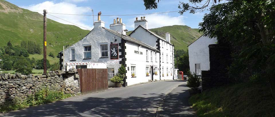 White Lion Inn Patterdale image