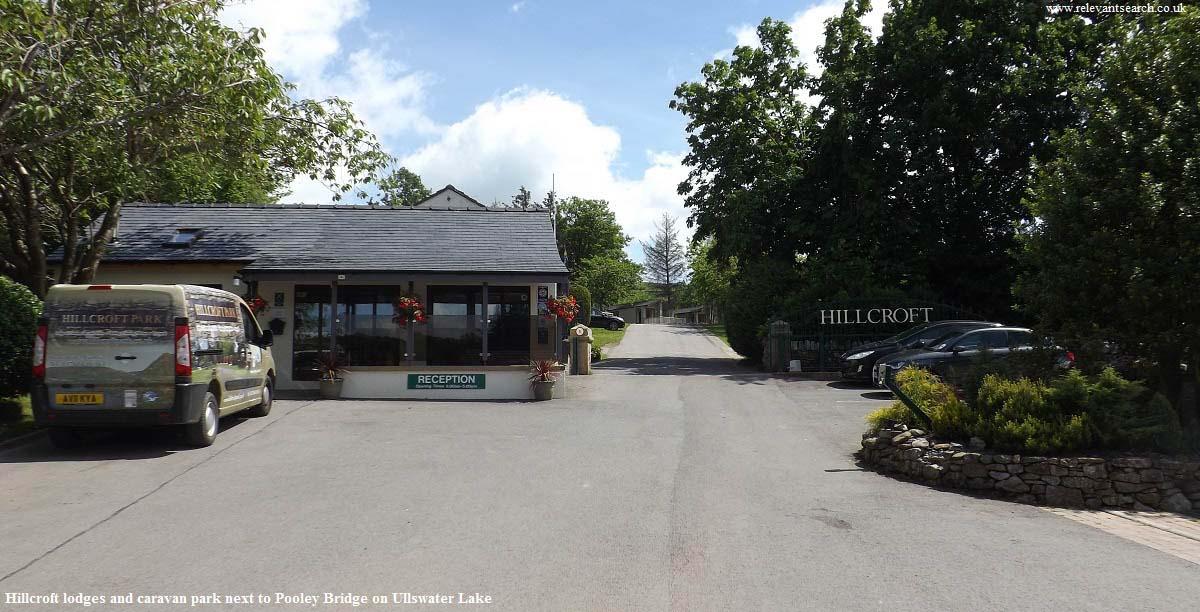 Pooley bridge lake district for Crown motor inn gun hill