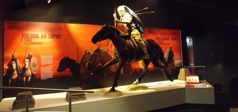 Image result for roman army museum pictures
