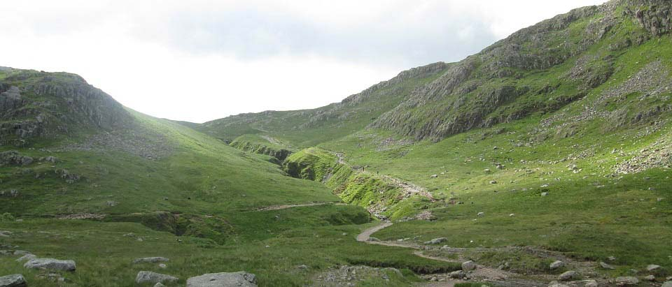 Scafell Pike trail image