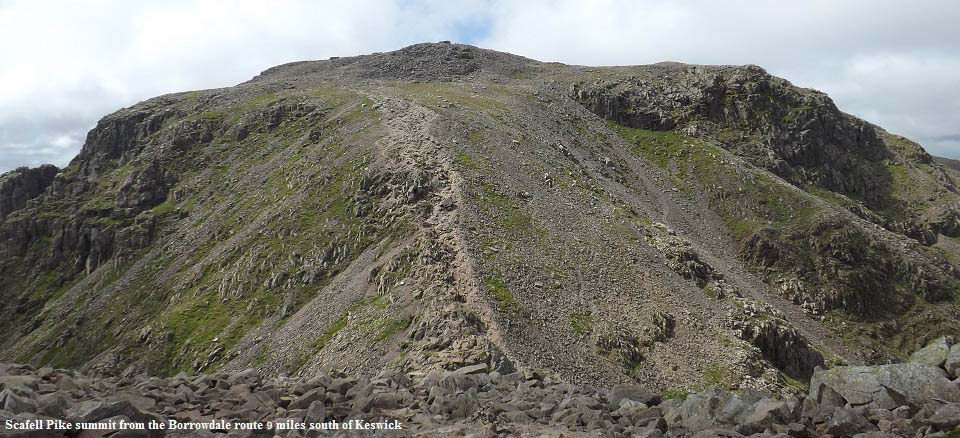 Scafell Pike-top image