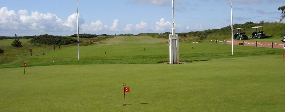 Silloth on Solway Golf Course image