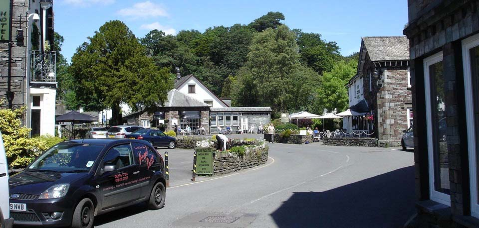 Grasmere Village Centre