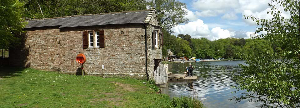 Talkin Tarn Boathouse image