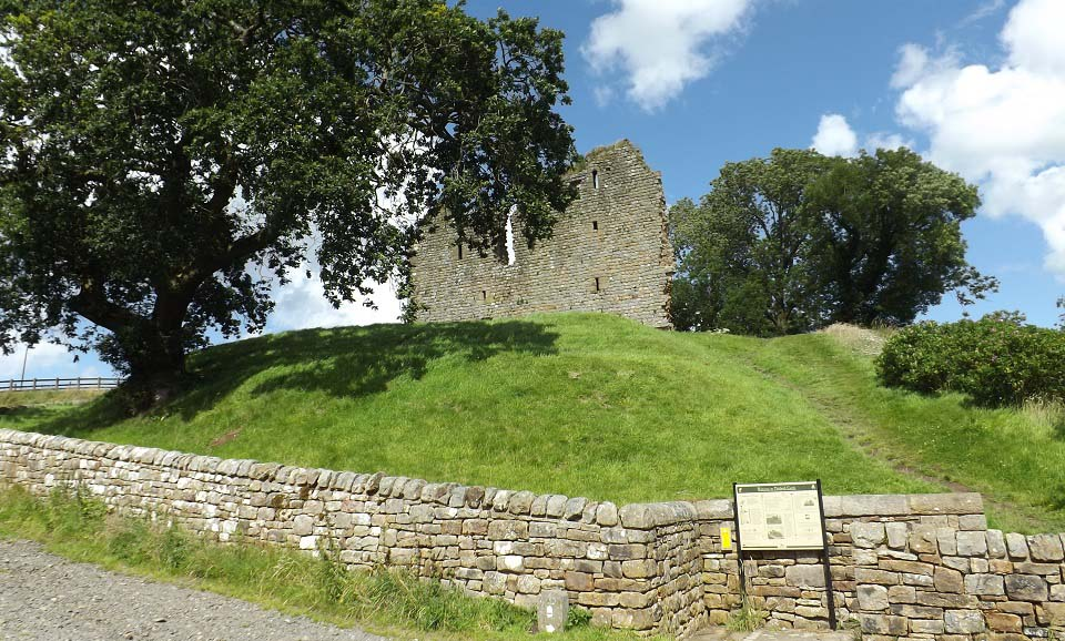 Thirlwall Castle image