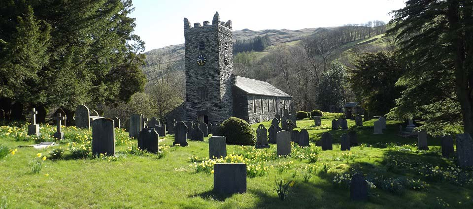 Troutbeck Jesus Church image