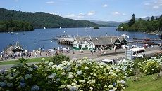 Lake Windermere from Bowness
